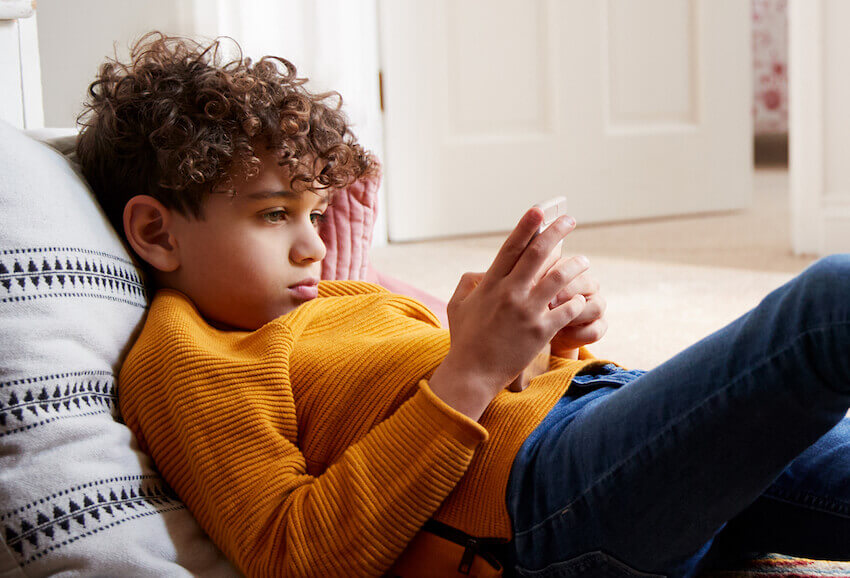 The Negative Effects of Screen Time for Adults and Children