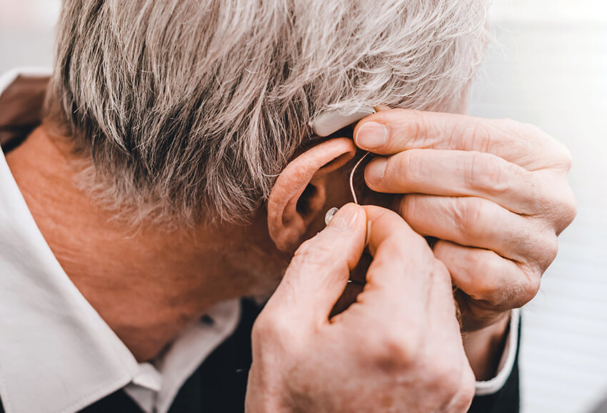 Hearing Loss Causes, Symptoms & Prevention